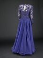 View Hillary Clinton's 1993 Inaugural Ball Gown digital asset number 4