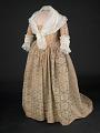 View Martha Washington's dress digital asset number 15