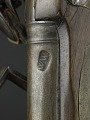 View Committee of Safety Pistol digital asset: Committee of Safety Pistol, detail, maker's mark.