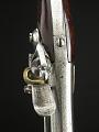 View Norty & Cheney Model 1799 Flintlock Pistol, Second Model digital asset: Model 1799 Pistol, Second Model, detail, owner's mark.