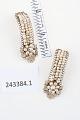 View earrings, pair of digital asset: earrings