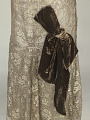 "View Grace Coolidge's Brown Lace ""Flapper"" Dress digital asset number 2"