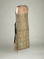 "View Grace Coolidge's Brown Lace ""Flapper"" Dress digital asset number 3"