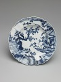 View Meissen underglaze blue plate digital asset number 0