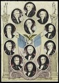 View The Presidents of the United States by Kelloggs & Comstock digital asset number 0