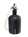 View bottle digital asset: Ninhydrin bottle, part of amino acid analyzer