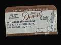 View Diners' Club Western Section Credit Card digital asset number 1