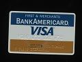 View First & Merchants BankAmericard Visa digital asset number 0