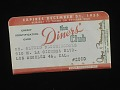 View Diners' Club Credit Card, United States, 1955 digital asset number 0