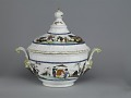 View Meissen chinoiserie tureen and cover digital asset number 0