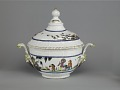 View Meissen chinoiserie tureen and cover digital asset number 1