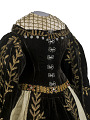 View Dress worn by Charlotte Cushman in the role of Queen Katherine in Shakespeare's <i>Henry VIII</i> . digital asset number 6