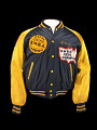 View Basketball jacket worn by Ray Werner as a member of the Jersey Wheelers the National Wheelchair Basketball Association Champions, 1954 digital asset number 0