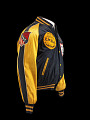 View Basketball jacket worn by Ray Werner as a member of the Jersey Wheelers the National Wheelchair Basketball Association Champions, 1954 digital asset number 1