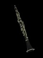 View Albert System Clarinet, used by Barney Bigard digital asset number 0