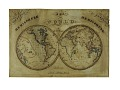 View 1831 World Map by Marianne S. Fernald, Student at Charlestown Female Academy digital asset number 0