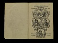 View Jenny Lind Concert Program, November 27, 1850 digital asset number 0