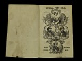 View Jenny Lind Concert Program, November 29, 1850 digital asset number 0