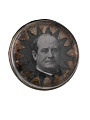 View Campaign Rosette, William Jennings Bryan digital asset number 0