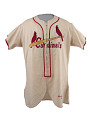 View St. Louis Cardinals Jersey, worn by Stan Musial digital asset number 0