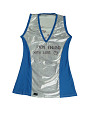 View Team Finland roller derby jersey given to Justin Campoy, Assistant Coach of Team USA digital asset number 0