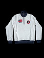 View Pullover given to Amy Purdy as a participant at the 2014 Sochi Paralympic Games digital asset: pullover, paralympics
