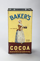 View Baker's Breakfast Cocoa Tin digital asset number 0