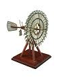 View Bevil Wind Mill Patent Model digital asset number 4