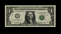 View 1 Dollar, Federal Reserve Note, United States, 2009 digital asset number 0