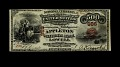 View 500 Dollars, National Bank Note, United States, ca 1865 digital asset number 0