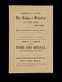 View Auction Catalog, New York, United States, 1862 digital asset number 0
