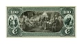 View 100 Dollars, Proof, National Bank Note, United States, 1892 digital asset number 1