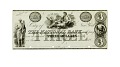 View 3 Dollars, National Bank, New York, United States, 19th century digital asset number 2