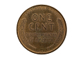 View 1 Cent, United States, 1909 digital asset number 1