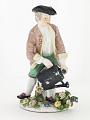 View Meissen figure of a gardener digital asset number 0