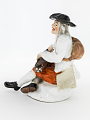 View Meissen figure of a hurdy-gurdy player digital asset number 1