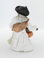 View Meissen figure of a hurdy-gurdy player digital asset number 2