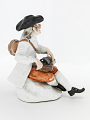 View Meissen figure of a hurdy-gurdy player digital asset number 3