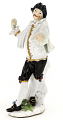View Meissen figure of Scaramouche digital asset number 2