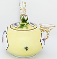 View Meissen small pot and cover digital asset number 2