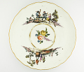 View Meissen covered bowl and stand digital asset number 2