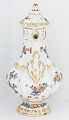 View Meissen oil pot and cover digital asset number 1