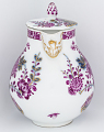 View Meissen milk pot and cover (part of a service) digital asset number 2