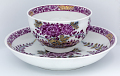 View Meissen tea bowl and saucer (part of a service) digital asset number 1