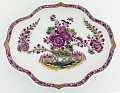 View Meissen spoon tray (part of a tea and coffee service) digital asset number 1