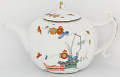 View Meissen teapot and cover digital asset number 0