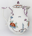 View Meissen milk pot and cover (part of a service) digital asset number 3