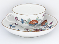 View Meissen cup and saucer (part of a service) digital asset number 2