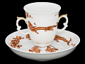 View Meissen chocolate cup and saucer digital asset number 0