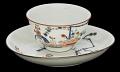 View Meissen tea bowl and saucer digital asset number 0